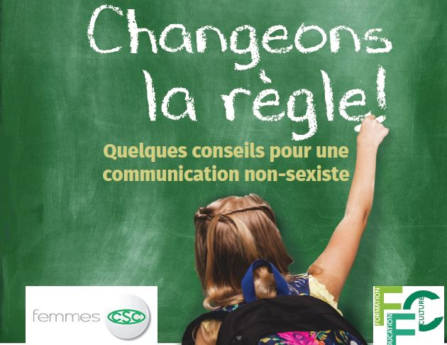 communication non sexiste
