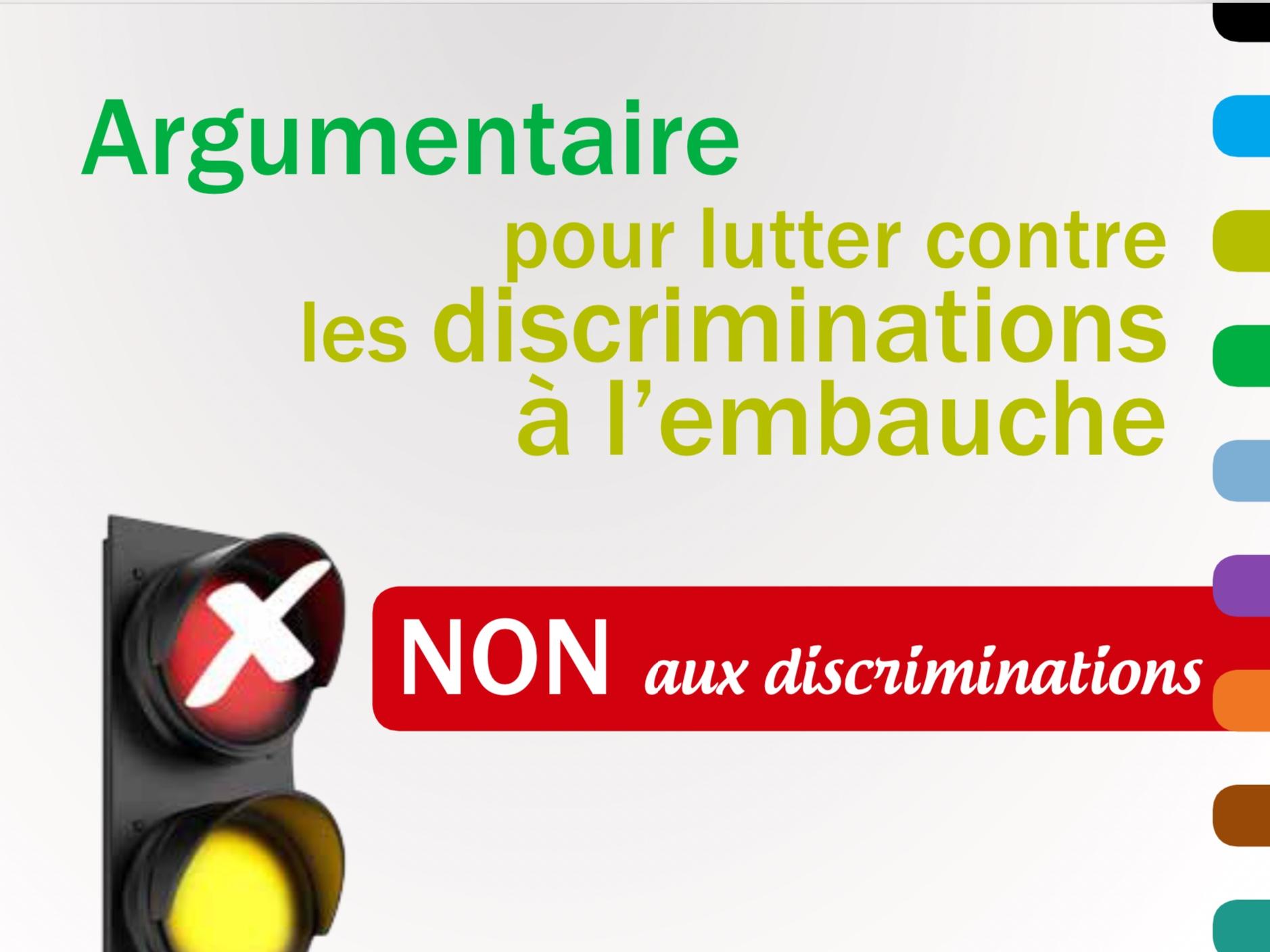 discriminations embauche